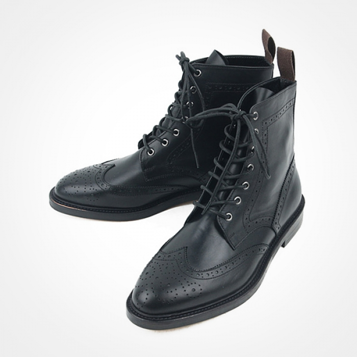 85256 HM-RS051 Shoes (Black)