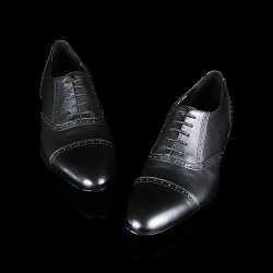 52445 No.5058 excellent 펀칭라인 classic Shoes (2color)