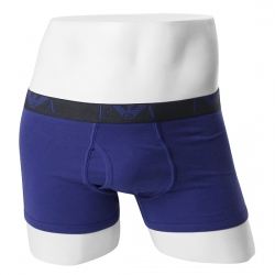 -EMPORIO ARMANI- 94051 Gunuine Cotton Trunk 111867 (Deep Blue)