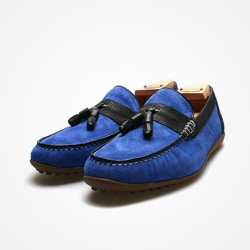 94795 Premium FA-205 Suede Tassel Loafer (2Color)