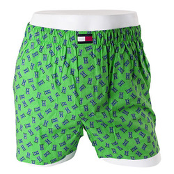 -Tommy Hilfiger- 88128 Cotton Trunk (Green)
