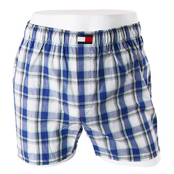 -Tommy Hilfiger- 88129 Cotton Trunk (Blue)